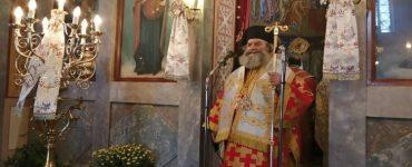 Μάνης Χρυσόστομος: Ο Άγιος Δημήτριος εμψυχώνει τους πιστούς (ΦΩΤΟ)