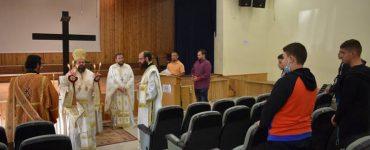 Αρχιερατική Θεία Λειτουργία στο μουσικό Γυμνάσιο - Λύκειο Κομοτηνής