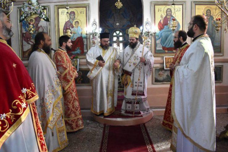 Εορτή Αγίου Δημητρίου και Χειροτονία Διακόνου στη Μητρόπολη Μαρωνείας (ΦΩΤΟ)