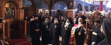 Το Ρέθυμνο εόρτασε τους Αγίους Τέσσερεις Μάρτυρες