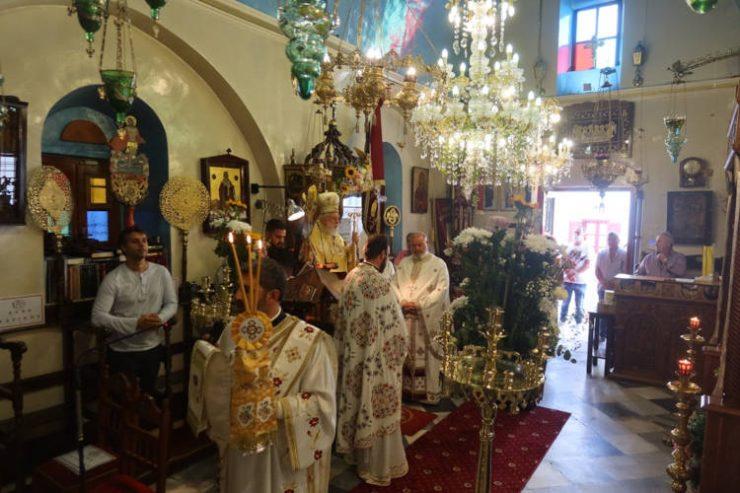 Η Εορτή της Παναγίας της Γοργοϋπηκόου στη Μύκονο
