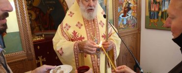 Θυρανοίξια Παρεκκλησίου αφιερωμένου στην Γέννηση του Κυρίου στη Μύκονο