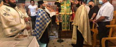 Η εορτή των Αγίων Σεργίου και Βάκχου στην Μητρόπολη Ταμασού