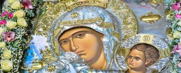 Η Θεσσαλονίκη υποδέχτηκε την Εικόνα της Παναγίας της Παραμυθίας (ΦΩΤΟ)