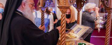 Εσπερινός και Παράκληση Αγίου Λουκά του Ιατρού στη Βέροια (ΦΩΤΟ)