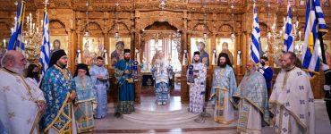 108η επέτειος της απελευθερώσεως της Ναούσης (ΦΩΤΟ)