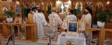 Μνημόσυνο για τον Μακαριστό Αρχιεπίσκοπο Χριστόδουλο στη Χαλκίδα