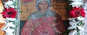 Εορτή Αγίας Πρωτομάρτυρος Θέκλης στο Πατριαρχείο Ιεροσολύμων