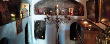 Ο Πατριάρχης Ιεροσολύμων λειτούργησε στη Μονή Αγίου Ονουφρίου