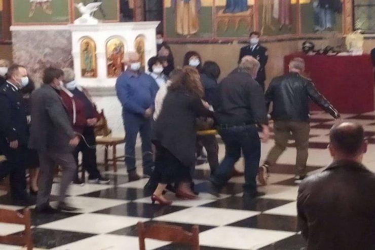 Ηλικιωμένη Κεφαλονίτισσα άφησε την τελευταία της πνοή μέσα στον Άγιο Γεράσιμο