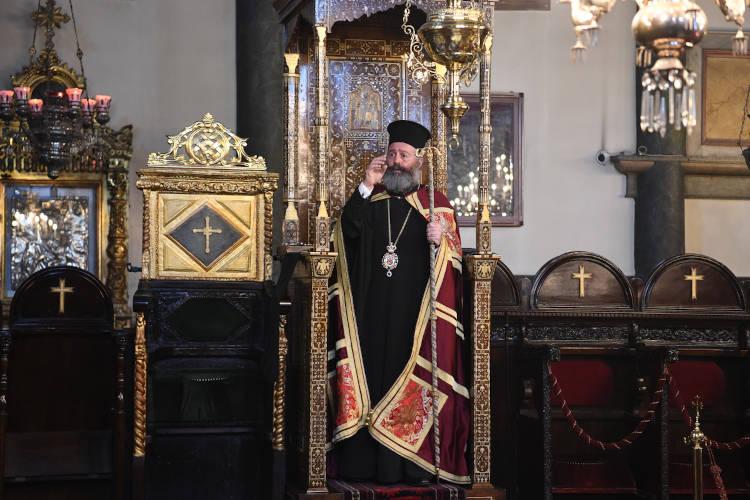 Ο Πρέσβης των ΗΠΑ στο Οικουμενικό Πατριαρχείο