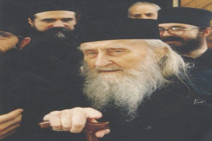 Άγιος Σωφρόνιος Έσσεξ: Η προσευχή λύνει τις απορίες...