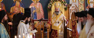 Αυστραλίας Μακάριος: Η πηγή της δυνάμεώς μας να είναι ο Χριστός