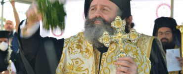 Ο Αρχιεπίσκοπος Αυστραλίας στη Βασιλειάδα της Μελβούρνης
