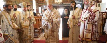 Ονομαστήρια Αρχιεπισκόπου Κύπρου Χρυσοστόμου