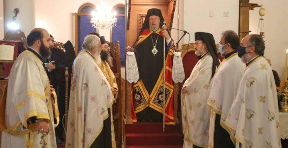 Αρχιεπίσκοπος Κύπρου: Ο καλύτερος τρόπος για να τιμήσουμε τον Απόστολο Ανδρέα είναι να τον μιμηθούμε