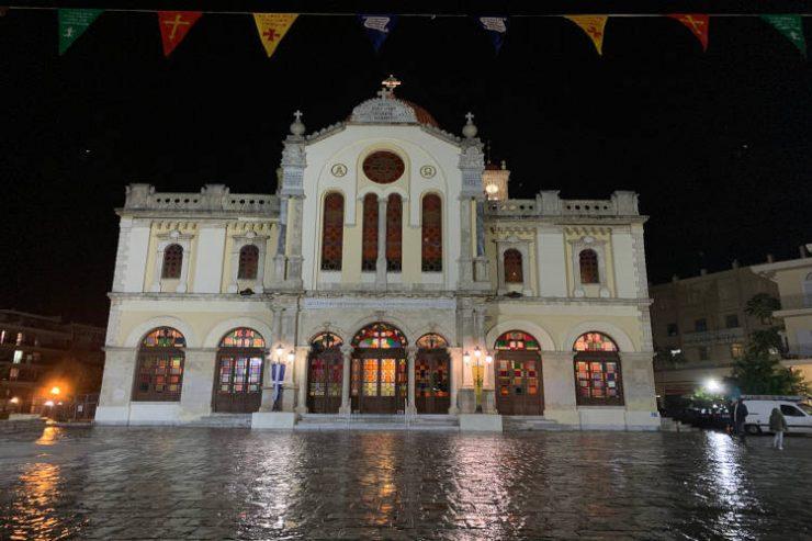 Το Ηράκλειο εόρτασε τον Πολιούχο του Άγιο Μηνά