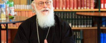Θετικός στον κορωνοϊό ο Αρχιεπίσκοπος Αλβανίας Βγαίνει από το νοσοκομείο ο Αρχιεπίσκοπος Αλβανίας