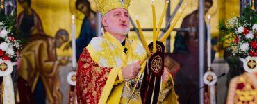 Ευχές Αρχιεπισκόπου Αμερικής στον Αρχιεπίσκοπο Αθηνών