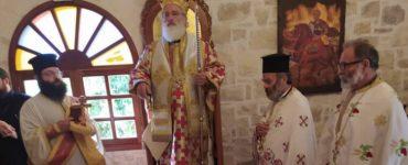 Η Εορτή του Αγίου Μηνά στη Μητρόπολη Αρκαλοχωρίου