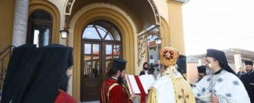 Εγκαίνια Ιερού Ναού Αγίου Δαυίδ του Μεγάλου Κομνηνού στα Κουδούνια Δράμας