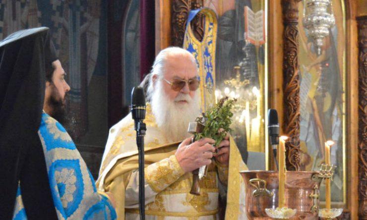 Εκοιμήθη ο π Νικόλαος Παπαχριστοδούλου
