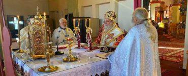 Γιορτή Αγίας Ελένης της Σινωπίτιδος στη Μητρόπολη Γρεβενών