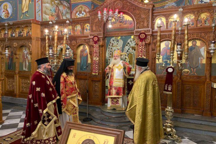 Διαφορετική φέτος η πανήγυρη της Αγίας Αικατερίνης στη Σητεία