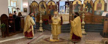 Εορτή Οσίου Νίκωνος του «Μετανοείτε» στην Ιεράπετρα