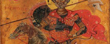 Εορτασμός Αγίου Μηνά στην Καστοριά «Μακάριοι οι δεδιωγμένοι ένεκεν δικαιοσύνης»