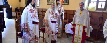 Εορτή Αγίου Ιωάννου Ελεήμονος στο Ακρωτήρι Χανίων