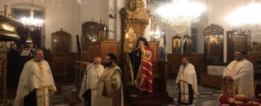 Κυδωνίας Δαμασκηνός: Ορόσημο για τη ζωή του Χριστιανού η εορτή της Παναγίας μας