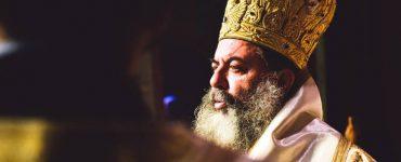 Πένθιμα θα ηχήσουν οι καμπάνες στη Μητρόπολη Ιερισσού για τον μακαριστό Μητροπολίτη Λαγκαδά