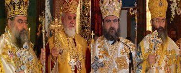 Απάντηση των τεσσάρων Αρχιερέων προς τον Οικουμενικό Πατριάρχη