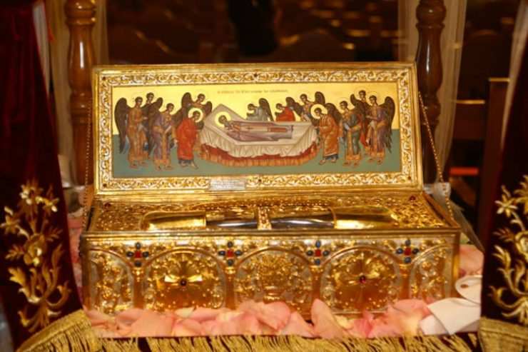 Πανηγυρικοί εορτασμοί για τον Πολιούχο της Λεμεσού