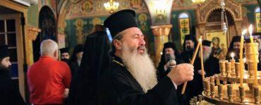 Αρνητικός στον κορωνοϊό ο Μητροπολίτης Κεφαλληνίας Δημήτριος