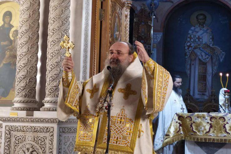 Η εορτή των Εισοδίων της Θεοτόκου στην Πάτρα