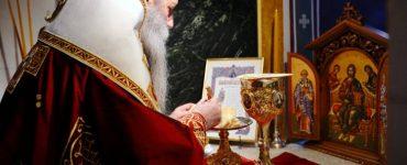 Εορτασμός στη Μητρόπολη Πειραιώς του Θαύματος του Αγίου Σπυρίδωνος κατά των παπικών