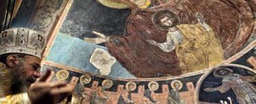 Αρχιερατική Θεία Λειτουργία στη Μονή Ρουκουνιώτου Σύμης