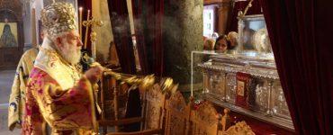 Ολοκληρώθηκαν στη Θεσσαλονίκη οι εκδηλώσεις για τον Άγιο Δημήτριο
