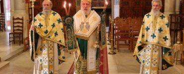 Σύρου Δωρόθεος: Πρέπει στην περίοδο αυτή της απελπισίας να κρατούμε ζωντανή την πίστη και την ελπίδα μας