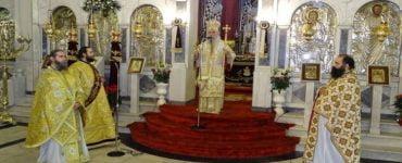 Χωρίς την παρουσία πιστών η Εορτή του Πολιούχου της Σπάρτης