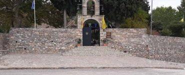 Πανηγύρισε η Ιερά Μονή Αγίου Γεωργίου ΑΡΜΑ Φύλλων