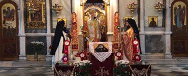 Εορτή Αγίου Ιακώβου Τσαλίκη στη Μητρόπολη Χαλκίδος