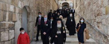 15η επέτειος ενθρονίσεως του Πατριάρχου Ιεροσολύμων Θεοφίλου