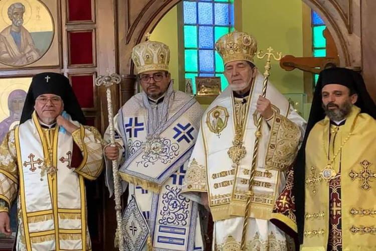 Χειροτονίες δυο Κολομβιανών Επισκόπων