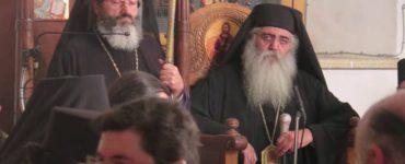 Μόρφου Νεόφυτος: Η αγωνία του Αγίου Δημητριανού τι πίστη έχουμε; (ΒΙΝΤΕΟ)