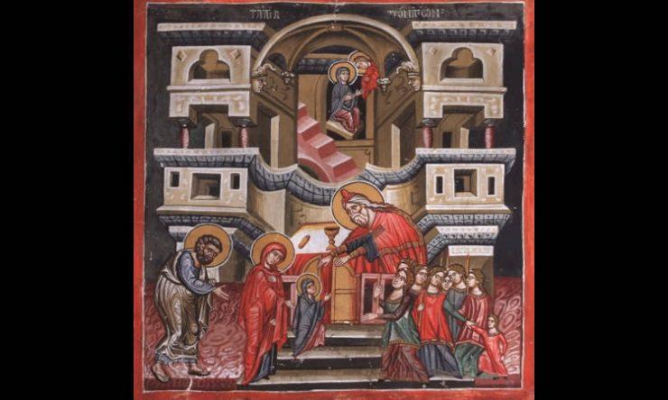 Μόρφου Νεόφυτος: Η Αγία εισέρχεται στα Άγια των Αγίων (ΒΙΝΤΕΟ)