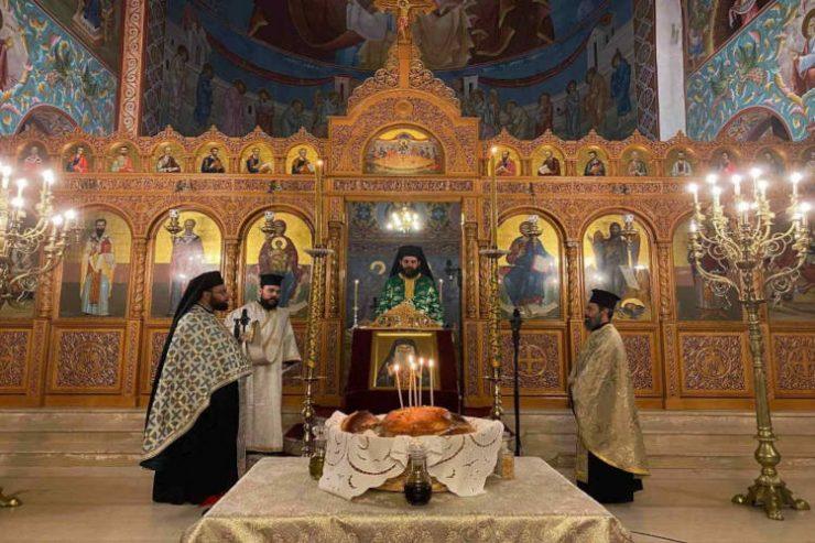 Εορτή Αγίου Ιακώβου Τσαλίκη στην Καρδίτσα