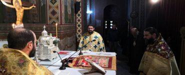 Εορτή Αγίου Αμφιλοχίου επισκόπου Ικονίου στη Μητρόπολη Θεσσαλιώτιδος
